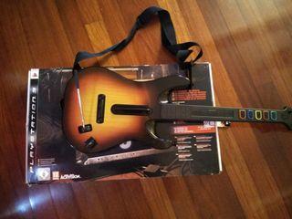 ps3 guitarra