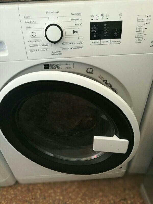 lavadora secadora nueva con Tara