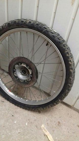 rueda dr big 50