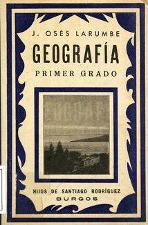 Libro geografía