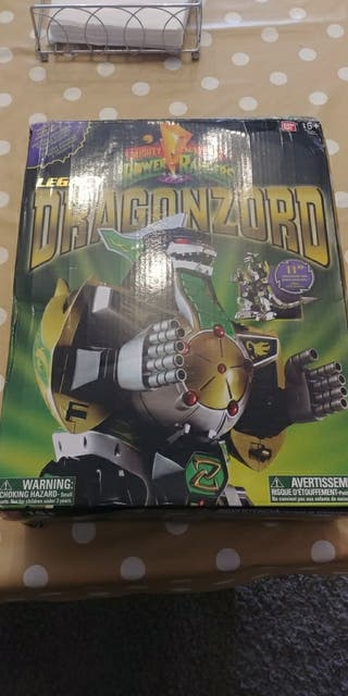 DRAGONZORD Power Rangers