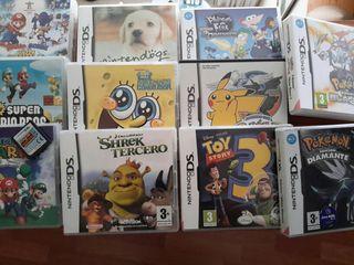 Juegos varios Nintendo DS