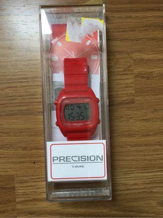 Reloj precision time