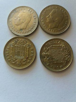 1 peseta de 1975