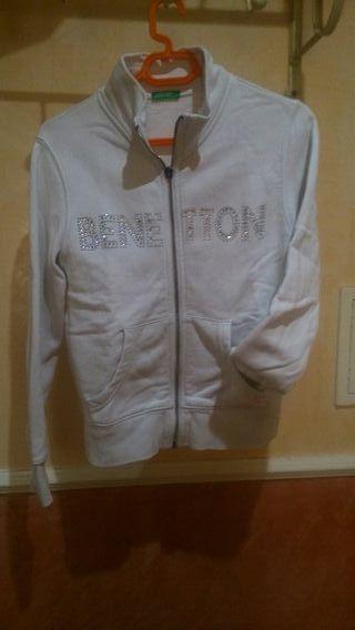 chaqueta niña benetton