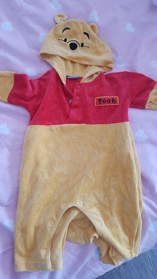 disfraz winie the pooh