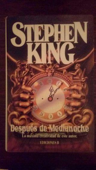 Despues de medianoche - Stephen King