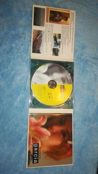 CD Manolo garcía.