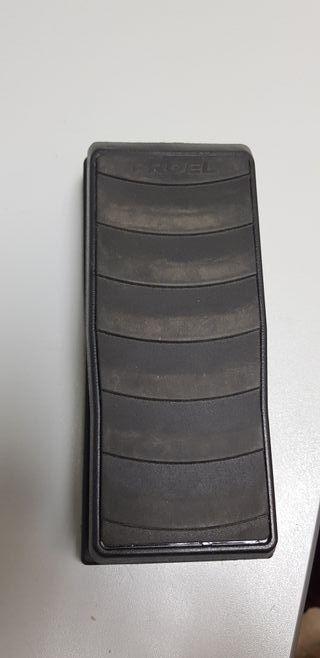 Pedal para volumen guitarra