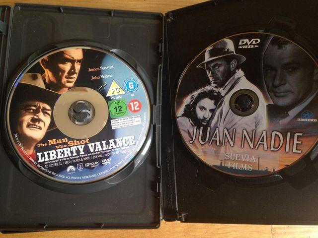 Peliculas antiguas DVD