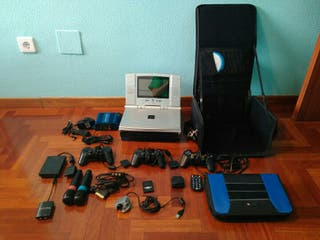 Consola playstation 2 + accesorios
