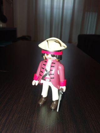 Playmobil Figures Serie 4 pirata
