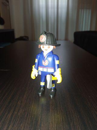 Playmobil Figures Serie 4 bombero