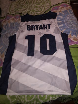 Camiseta NBA USA KOBE BRYANT