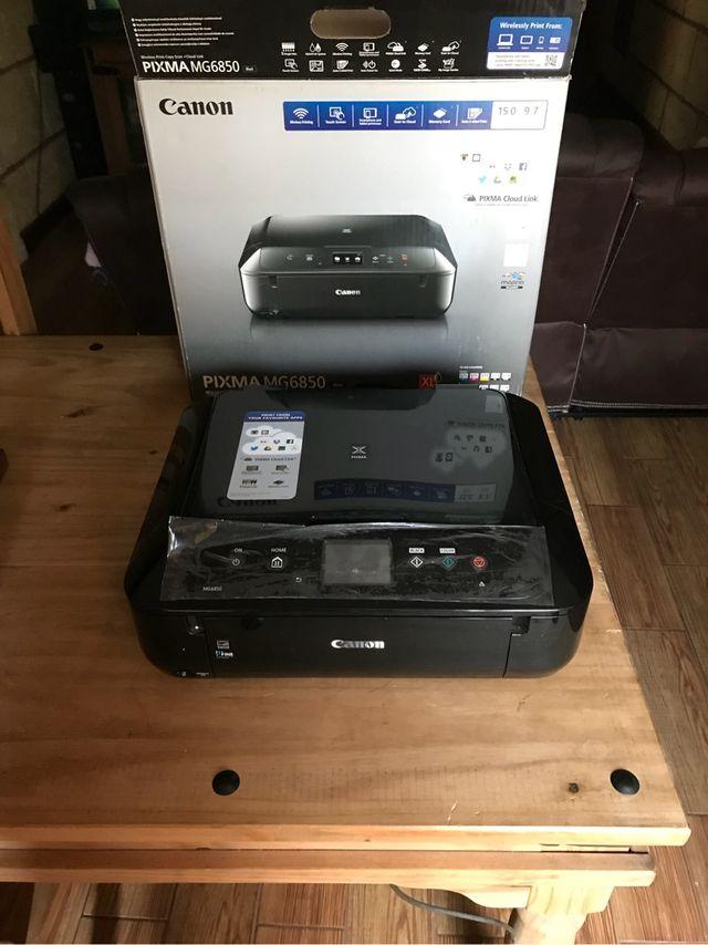 Impresora CANON PRIXMA MG 6850