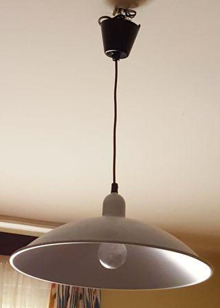 € Lámpara segunda en IKEA de techogris de mano por 12 xCrdBoe