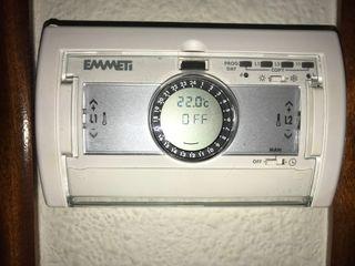 Termostato regulador temperatura programable