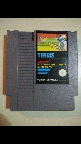Tenis Entertainment System Nintendo Nes