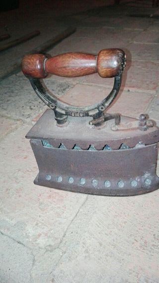 Plancha de hierro