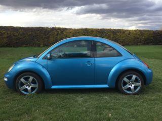 Volkswagen Beetle coastal
