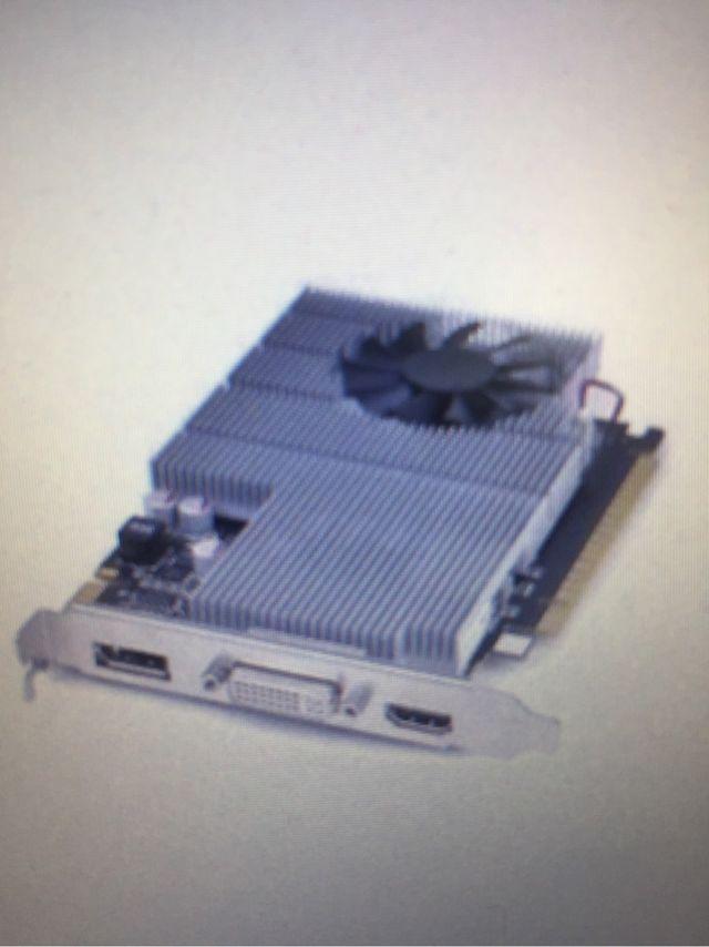 Tarjeta gráfica Nvidia GT545