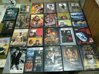 lote de 37 DVD lote completo