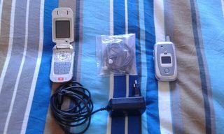 Lote Moviles Motorola V980 liberados. segunda mano  España