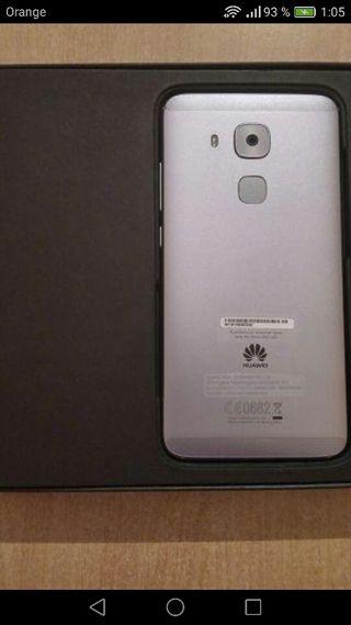 Huawei nova plus nuevo libre con altavoz rosa .