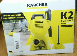 Nuevo Karcher K2 Compact + Home kit