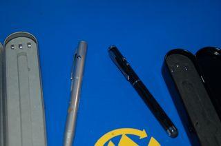 Dos punteros laser -con recambio de pilas-buen est