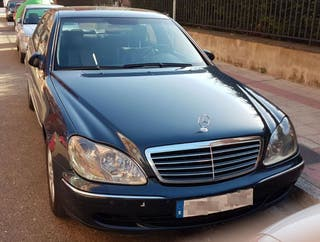 Mercedes-Benz Clase S 320 cdi impecable (2003)