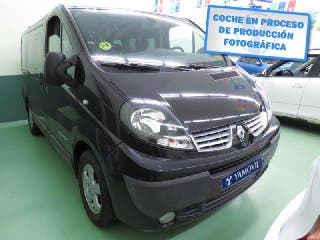 Renault Trafic Passenger dCi 115 Black Edition 84 kW (115 CV)