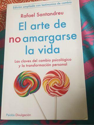 Libro de Rafael Sabtandreu