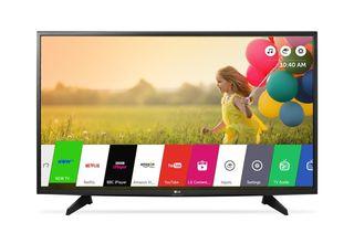 """Televisión LG 43"""" con SMART TV"""