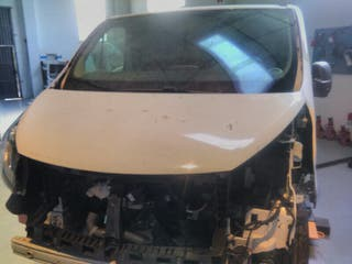Capó Opel vivaro 2014 a 2018