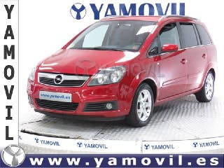 Opel Zafira 1.9 CDTi Cosmo Aut. 7 Plazas 88 kW (120 CV)