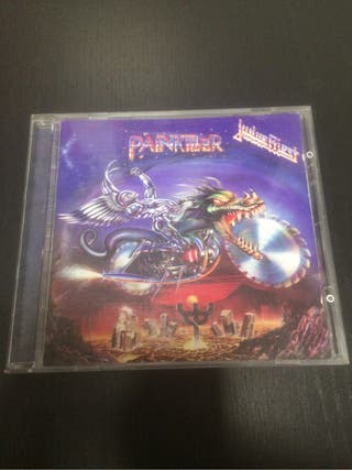 Judas priest painkiller cd