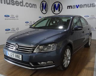 Volkswagen Passat 2.0 TDI 140 DSG Advance BlueMotion Tech