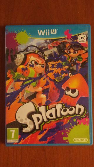 Juegoo Wii U Splatoon