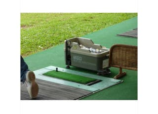 Colocador de bolas de golf