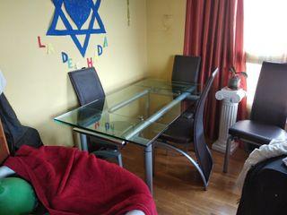 Mesa comedor de segunda mano en gij n en wallapop - Wallapop asturias muebles ...