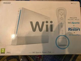Videoconsola Wii