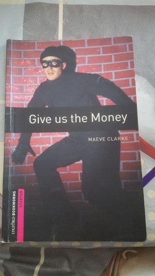libro escolar give us the money