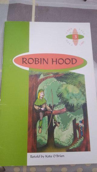 Libro escolar robin hood