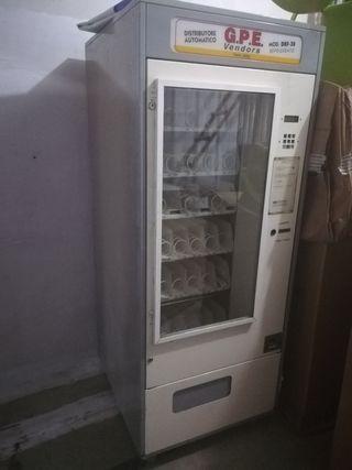 maquina expendedora de frutos secos