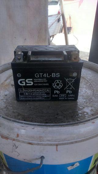 bateria jog rr