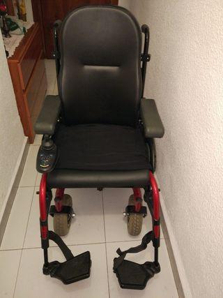 silla ruedas eléctrica Quickie Tango