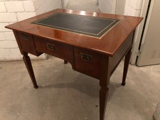 Mesa despacho madera