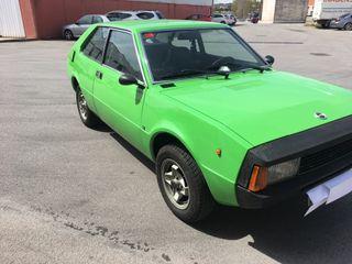 SEAT clasico SEAT 1200 sport 1430 1980