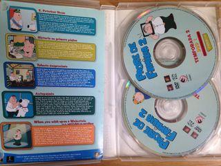DVD Padre de Familia temporada 2